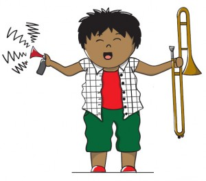 troublesome trombonist